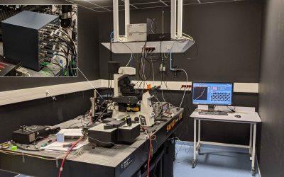 Random Illumination Microscopy – Toulouse, France
